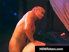 Extreme Homo Fisting Group Sex Porno Scenes 1 By HDKfisters