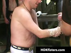 Homo Cowboys In Super Extreme Homo Fisting Videos 10 By HDKfisters