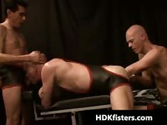 Extreme Hard Core Queer Fisting 6 By HDKfisters