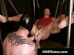 Extreme Hard Core Homo Fisting 1 By HDKfisters