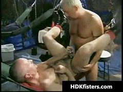 Super Hardcore S&M Gay Asshole Fisting Videos 9 By HDKfisters