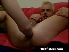 These Guys Just Need Their Assholes Stuffed, WARNING! Extreme Gay Fisting Videos 6 By HDKfisters