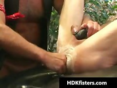 Gay Cowboys In Super Extreme Gay Fisting Videos 13 By HDKfisters