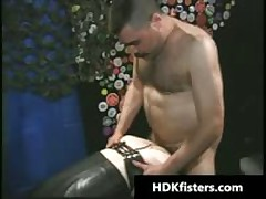 Super Hardcore S&M Gay Asshole Fisting Videos 10 By HDKfisters