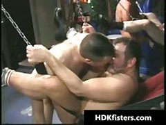 Super Hardcore S&M Gay Asshole Fisting Videos 4 By HDKfisters