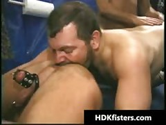 Super Hardcore S&M Gay Asshole Fisting Videos 1 By HDKfisters