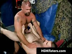 Free Very Extreme Homosexual Fisting Manage A Trios Videos 4 By HDKfisters