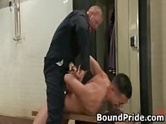 Brenn And Emanuel Having Extreme Homo S&M Porno 5 By BoundPride