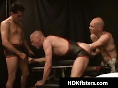 Extreme Hardcore Gay Fisting 6 By HDKfisters