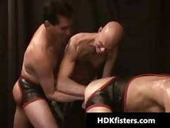 Extreme Hardcore Gay Fisting 8 By HDKfisters