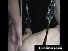 Travis Hollister And Buck Shafter Extreme Gay Fisting 1 By HDKfisters
