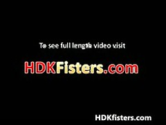 Extreme Gay Fisting Threesome Porn Clips 4 By HDKfisters