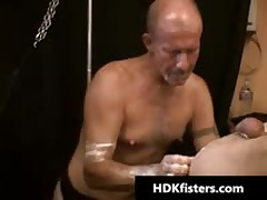 Gay Dude Gets His Tight Anus Fisted 3 By HDKfisters