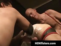 Extreme Hardcore Gay Fisting 5 By HDKfisters