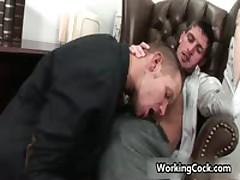 Shane Frost Suck And Fuck In Work 7 By WorkingCock