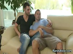 Homosexual Flicks Of Ash And Porter Suck And Fuck On Couch 3 By RandyBlow
