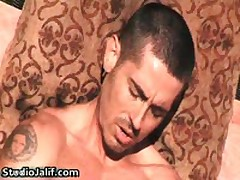 Louie Pitt Stroking His Nice Gay Cock 2 By Studiojalif