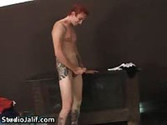 Redhead Paco Polo Jerking Off His Gay Cock 2 By Studiojalif