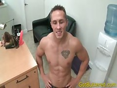 Muscular And Tattooed Buddy Blows It Stiff Free Gay Sex 5 By GotButtered