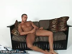 Latin Nacho Jerking His Firm Gay Cock 1 By Studiojalif