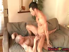 Married Dude Having Hard Core Free Gay Porn Without The Wife 23 By MarriedBF