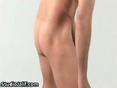 Hunki Edu Marin Jerking His Cock His Gay Penis Free Gay Porno 2 By StudioJalif