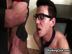 Seth Roberts Fucks And Sucks In Work 13 By WorkingCock