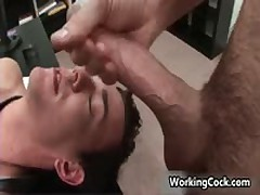 Seth Roberts Fucked And Sucked On Work 15 By WorkingCock