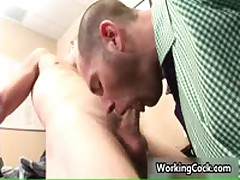 Cole Streets Fucks And Sucks On Work 7 By WorkingCock