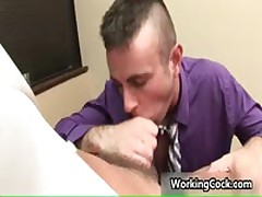 Matthew Singer Suck And Fuck In Work 7 By WorkingCock