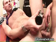 Cole Streets Suck And Fuck On Work 13 By WorkingCock