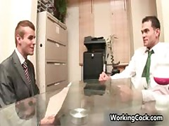 Jonathan Cole Fucks And Sucks In Work Three By WorkingCock