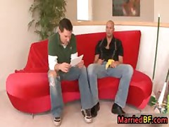 A Married Buddy In His First Homosexual Anus Screw 20 By MarriedBF