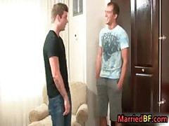 Married Buddy Is Scared When He Blows His First Gay Penis 24 By MarriedBF