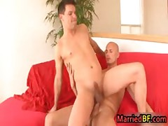 Married Guy Is Scared When He Blows His First Gay Tube 14 By MarriedBF