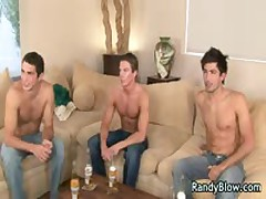 Gay Clips Of Super Hot Studs In Gay Foursome 3 By RandyBlow
