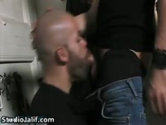 Manuel Roko And Pau Kbron Aroused Hard Core Gay Porno Three By StudioJalif