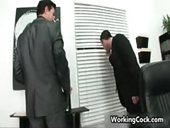 Seth Roberts Fucks And Sucks On Work Three By WorkingCock