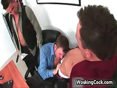 Kirk Cummings Fucked And Sucked On Work 5 By WorkingCock