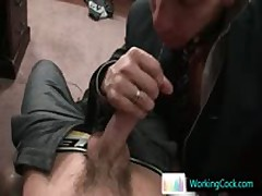 Shane Does Some Serious Gay Penis Sucking Off And Making Out By WorkingCock