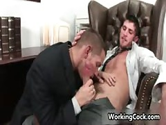 Shane Frost Fucked And Sucked In Work 9 By WorkingCock
