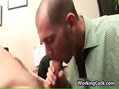 Cole Streets Fucked And Sucked On Work 7 By WorkingCock