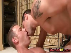 Super Exciting Married Males In Homosexual Stinker Screw Action 2 By MarriedBF