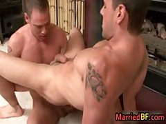 Super Horny Married Males In Homo Rectum Screw Action 2 By MarriedBF