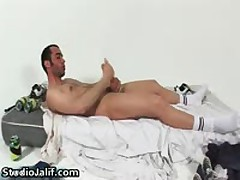 Hunki Edu Marin Masturbating His Gay Jizzster Gay Porn 1 By StudioJalif