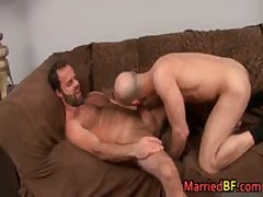 Married Straight Guy Gets Anus Fingered 3 MarriedBF