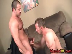 Hairy Straight Guy Gets His Ass Fucked By Gay Cock 3 MarriedBF