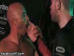 Peto Coast, Marcel Hoffmann Amazing Gay Threesome Gay Porn 2 By StudioJalif