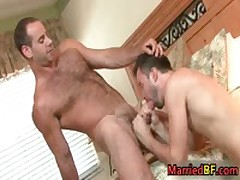 Married David Gets Assfucked Doggystyle 3 MarriedBF