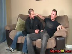 Hairy Straight Guy Gets His Ass Fucked By Gay Cock 1 MarriedBF